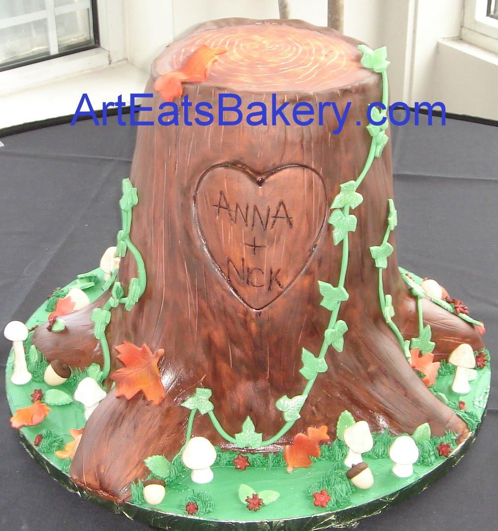 Amazing 3D Sculpture Cakes By Art Eats Bakery