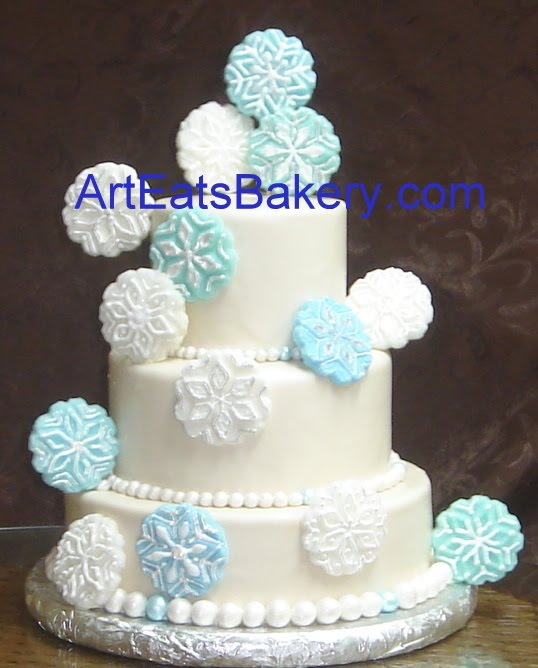 Bakery That Can Make Snowflake Bakery Cakes