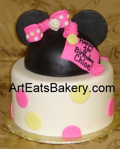 ... fondant birthday cakes for girls and young women  arteatsbakery