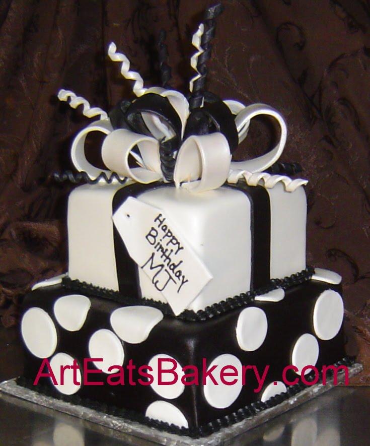 Custom Designed Artistic Cake Pictures