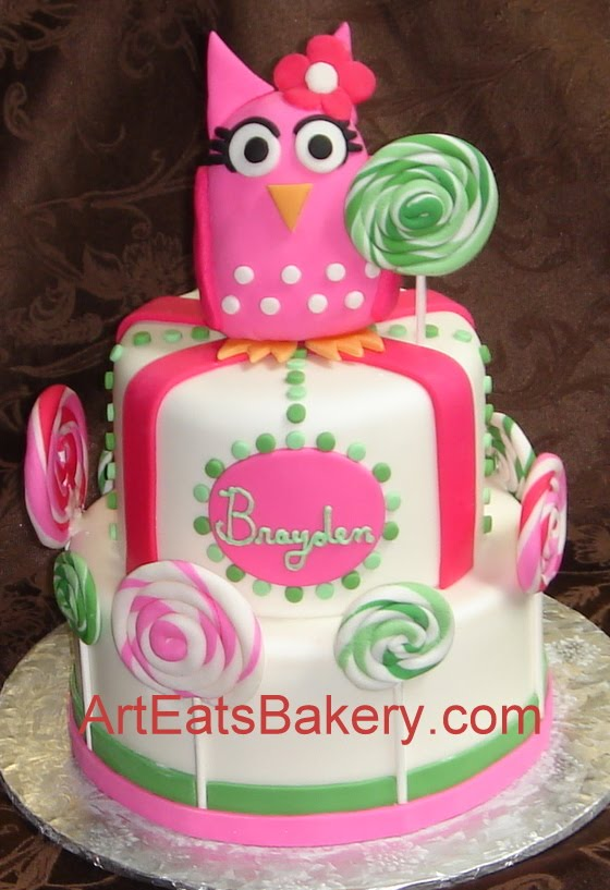 girls bithday cakes
