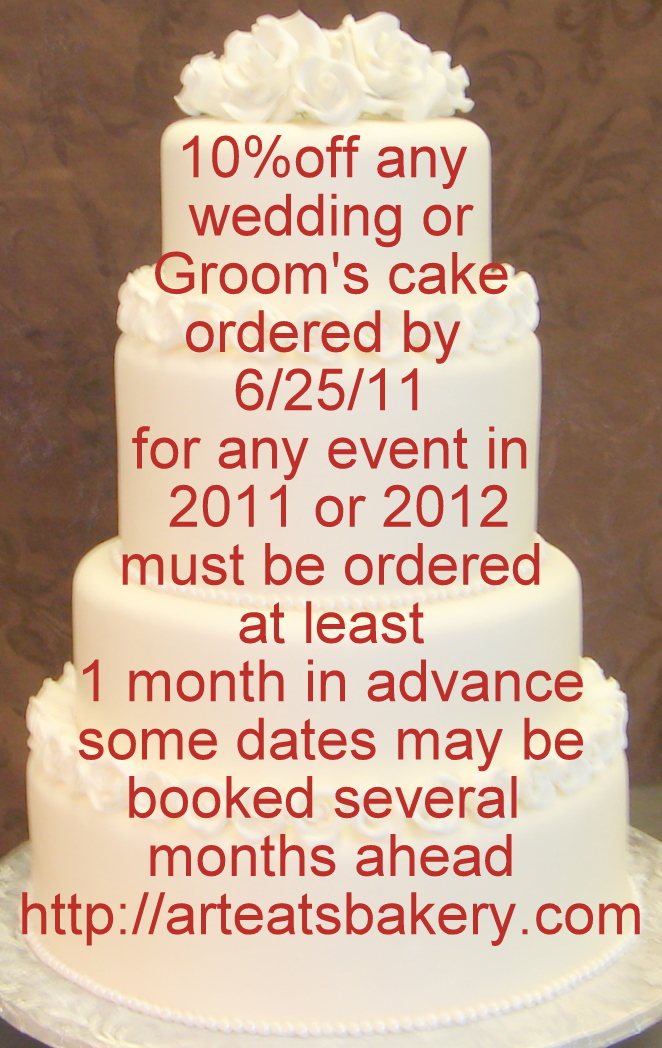 Coupon For Cake Art : arteatsbakery Custom designed artistic cake pictures